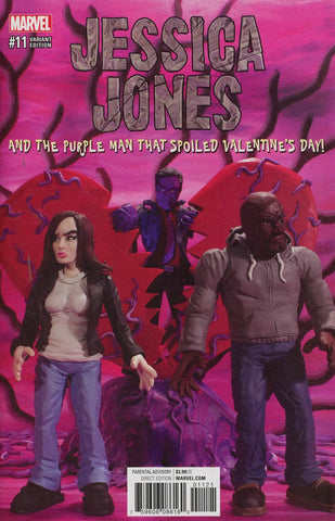 JESSICA JONES #11 MR OZ VAR
