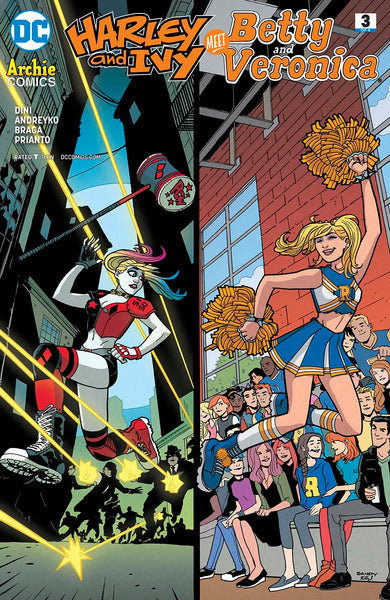 HARLEY & IVY MEET BETTY & VERONICA #3 (OF 6)