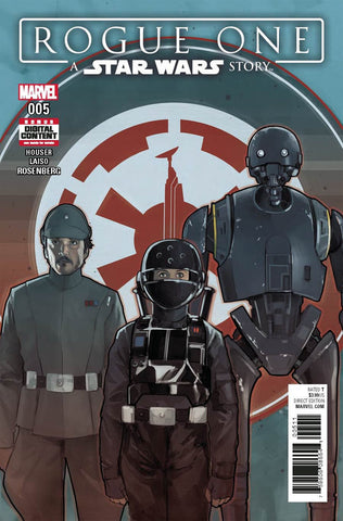 STAR WARS ROGUE ONE ADAPTATION #5 (OF 6)