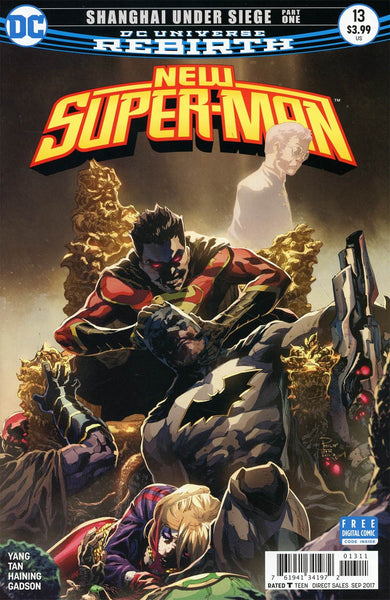 NEW SUPER MAN #13