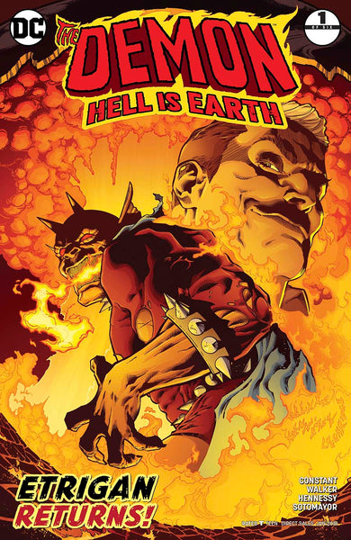 DEMON HELL IS EARTH #1 (OF 6)