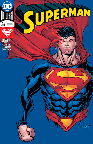 SUPERMAN #36 VAR ED