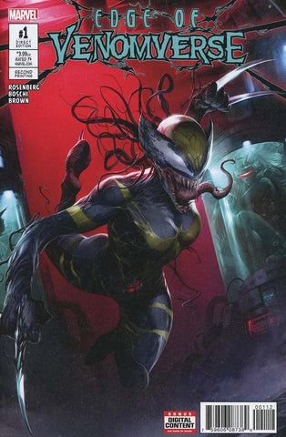 EDGE OF VENOMVERSE #1 (OF 5) 2ND PTG MATTINA VAR