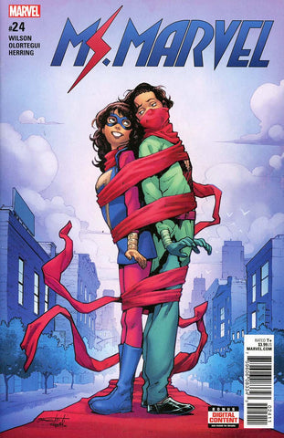 MS MARVEL #24