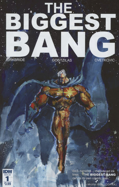 BIGGEST BANG #1 (of 4) 1st PRINT
