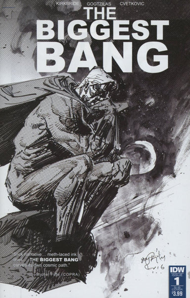 BIGGEST BANG #1 (of 4) SUBSCRIPTION VARIANT