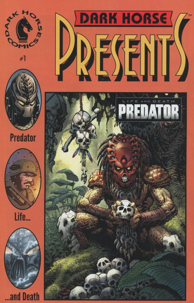PREDATOR LIFE AND DEATH #1 (OF 4) DH 30TH ANNIV WA