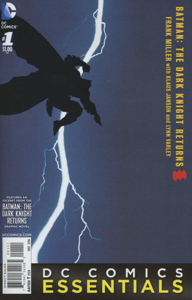 DC COMICS ESSENTIALS THE DARK KNIGHT RETURNS #1