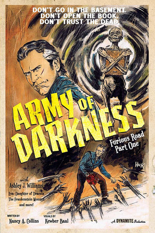 ARMY OF DARKNESS FURIOUS ROAD #1 (OF 5) CVR E SUBS