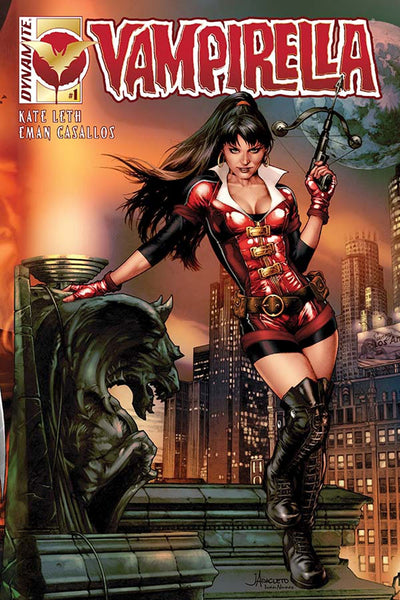 VAMPIRELLA VOL 3 #1 CVR B ANACLETO CONNECT