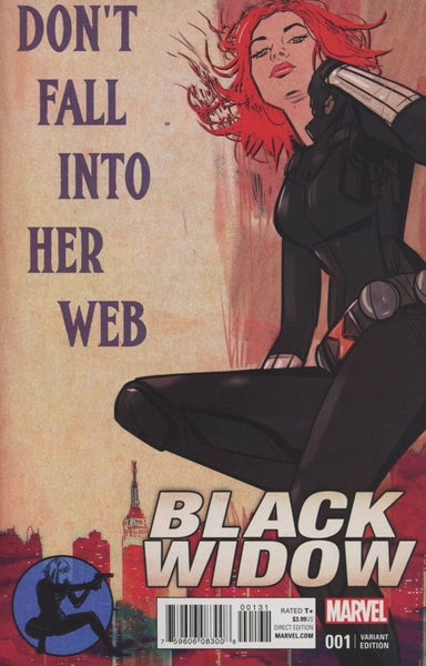 BLACK WIDOW #1 LOTAY VAR