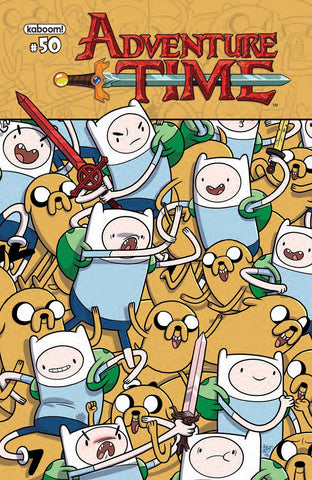 ADVENTURE TIME #50