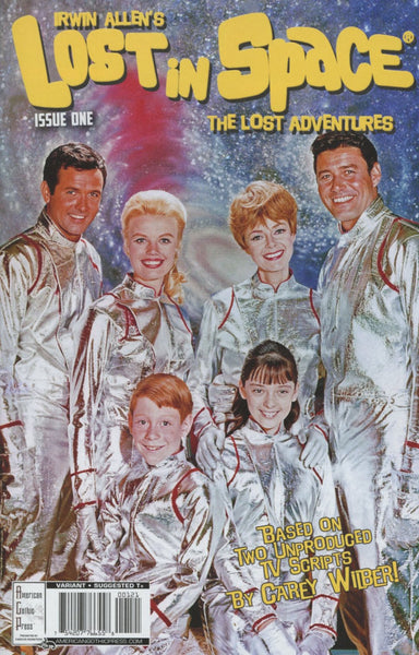 IRWIN ALLEN LOST IN SPACE #1 CVR B PHOTO