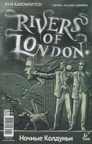 RIVERS OF LONDON NIGHT WITCH #1 (OF 5) CVR A MCCAF
