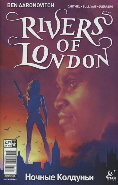RIVERS OF LONDON NIGHT WITCH #1 (OF 5) CVR B RONAL