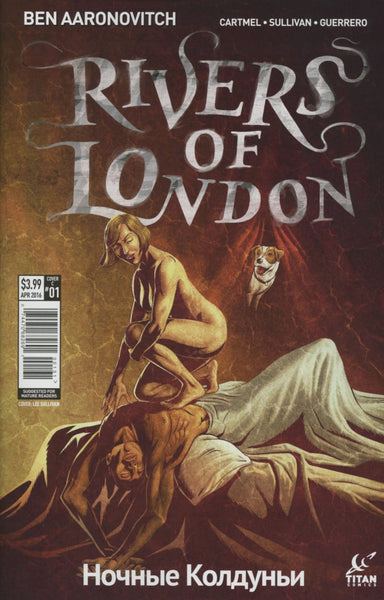 RIVERS OF LONDON NIGHT WITCH #1 (OF 5) CVR C SULLI