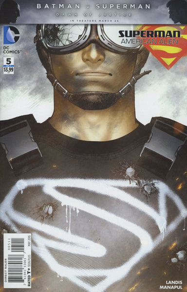 SUPERMAN AMERICAN ALIEN #5 (OF 7)