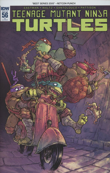 TMNT ONGOING #56 10 COPY INCV