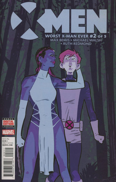 X-MEN WORST X-MAN EVER #2 (OF 5)