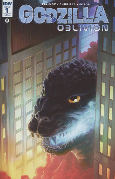GODZILLA OBLIVION #1 (OF 5) 10 COPY INCV