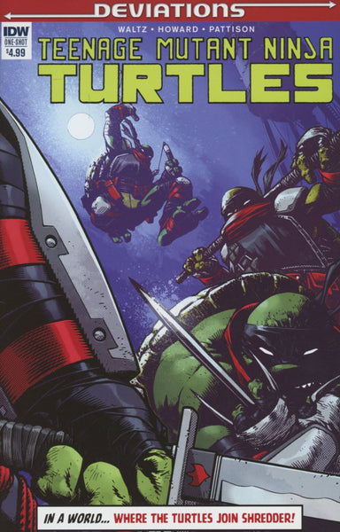 TEENAGE MUTANT NINJA TURTLES DEVIATIONS