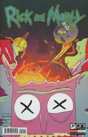 RICK & MORTY #12