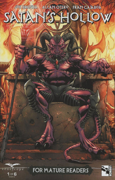 GFT SATANS HOLLOW #1 (OF 5) CVR A