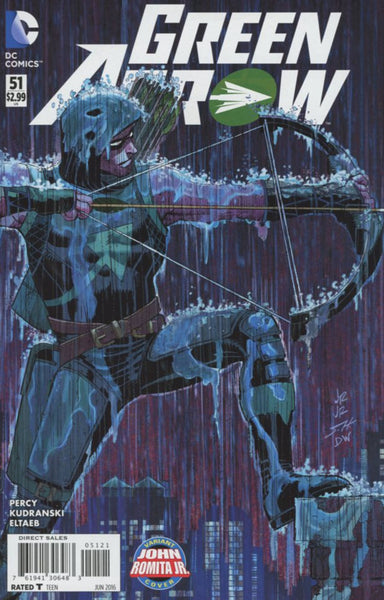 GREEN ARROW #51 ROMITA VARIANT