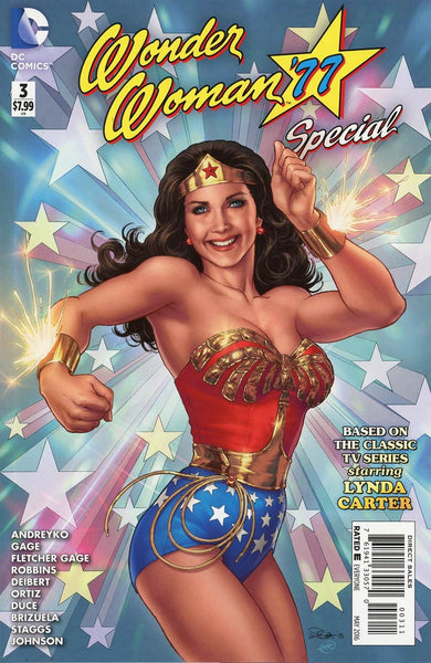 WONDER WOMAN 77 SPECIAL #3