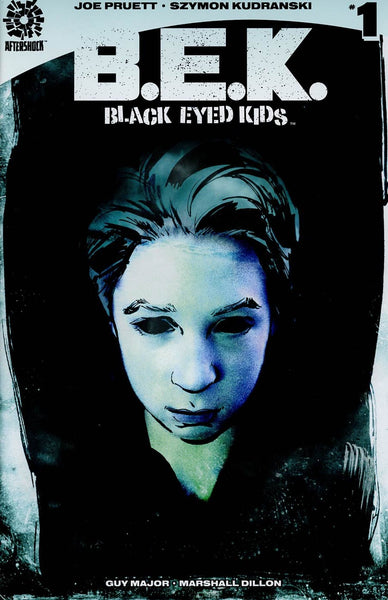 BLACK EYED KIDS #1 10 COPY MICHAEL GAYDOS INCV CVR