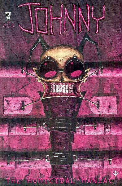 JOHNNY THE HOMICIDAL MANIAC #7 NEW PTG