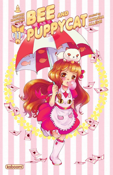 BEE AND PUPPYCAT #11  SUBSCRIPTION HOYT VARIANT