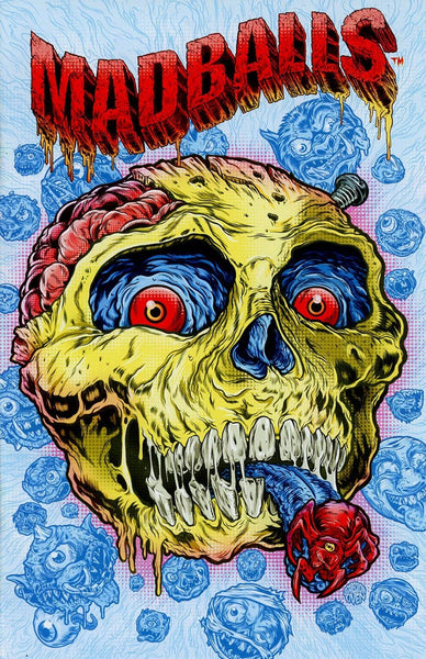 MADBALLS #1 (OF 4) 10 COPY INCV