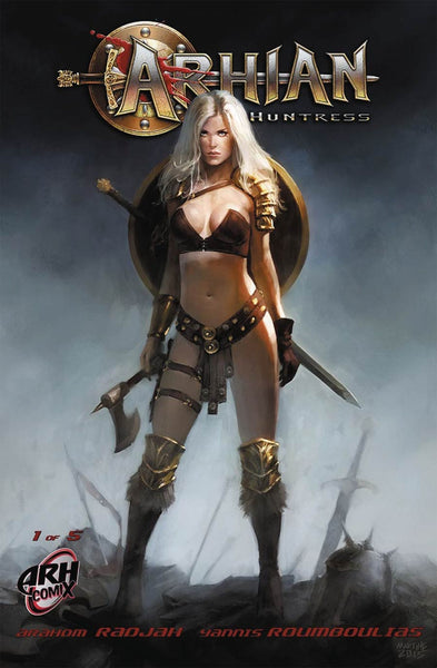 ARHIAN HEAD HUNTRESS #1 (OF 5)