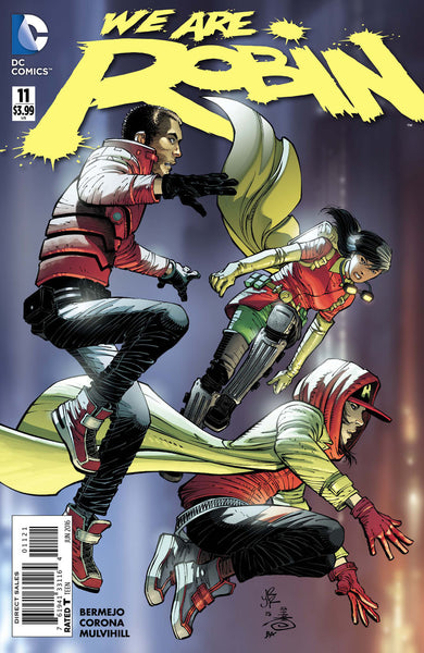 WE ARE ROBIN #11 ROMITA VARIANT