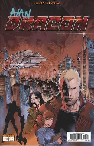 ALAN DRACON #1 (OF 6)