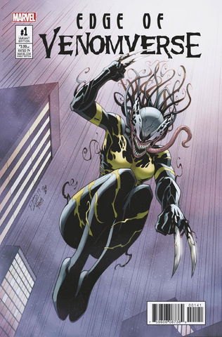 EDGE OF VENOMVERSE #1 (OF 5) LIM VAR