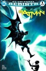 BATMAN VOL 3 #1 DF EXCLUSIVE JAE LEE VARIANT