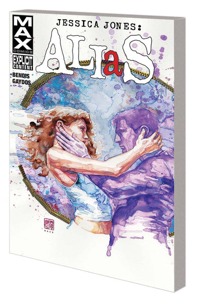 JESSICA JONES TP VOL 04 ALIAS