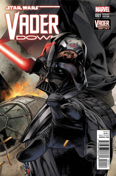 STAR WARS VADER DOWN #1 CONNECTING A VAR