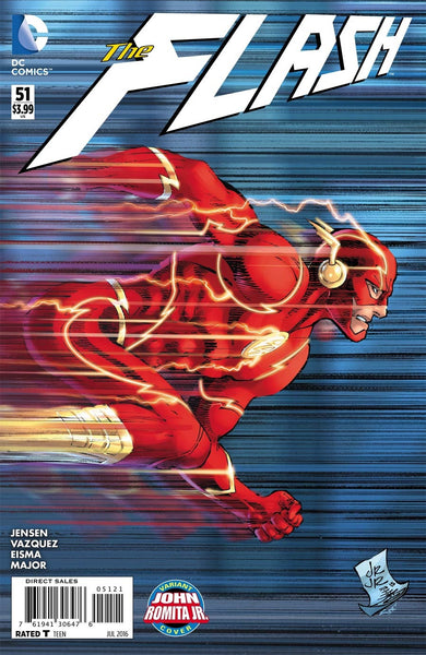 FLASH #51 ROMITA VARIANT