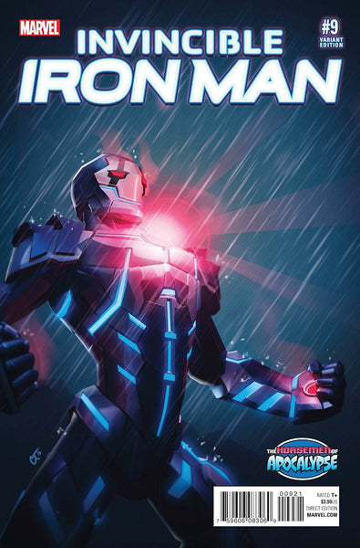 INVINCIBLE IRON MAN #9 AGE OF APOCALYPSE VARIANT