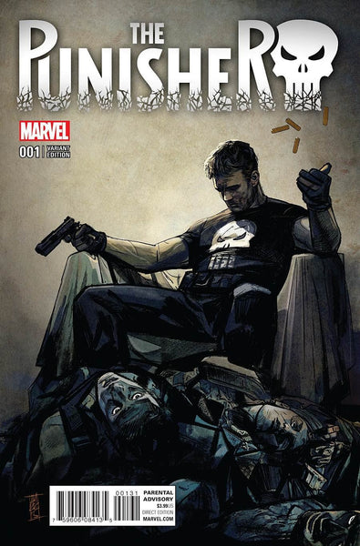 PUNISHER #1 MALEEV VAR