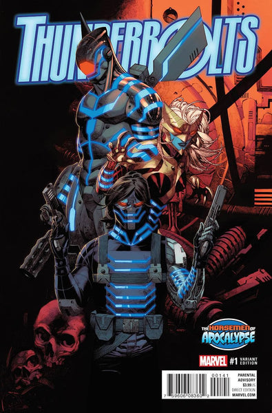 THUNDERBOLTS #1 AGE OF APOCALYPSE VARIANT
