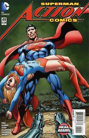ACTION COMICS #49 NEAL ADAMS VAR ED