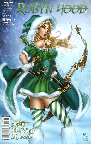 GRIMM FAIRY TALES PRESENTS ROBYN HOOD HOLIDAY SPECIAL C