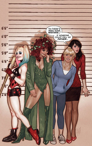 HARLEY & IVY MEET BETTY & VERONICA #1 (OF 6) VAR ED