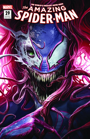 AMAZING SPIDER-MAN #29 MARY JANE VENOM FRANCESCO MATTINA CVR B