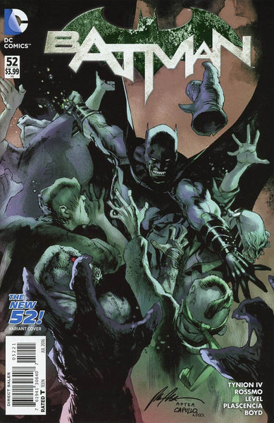 BATMAN VOL 2 #52 NEW 52 HOMAGE VARIANT