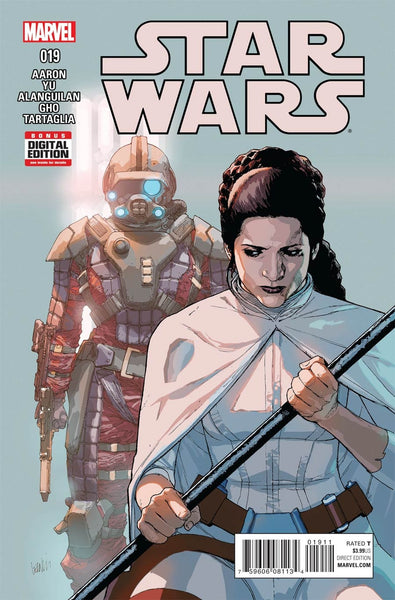 STAR WARS #19 1st PRINT COVER